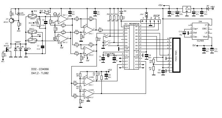 Vu Meter  Световые эффекты и LED  Форум по радиоэлектронике
