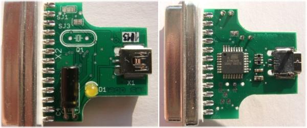 USB-LPT